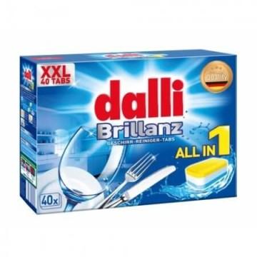 Indaplovės tabletės Dalli...