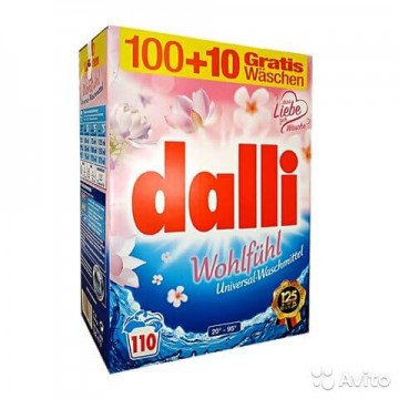Dalli Wohlfuhl universalūs...