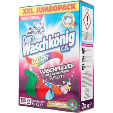 Der Waschkönig C.G. color...