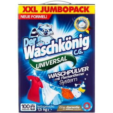 Der Waschkönig C.G....