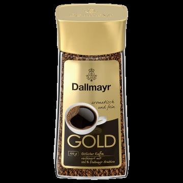Tirpi kava Dallmayr Gold,...
