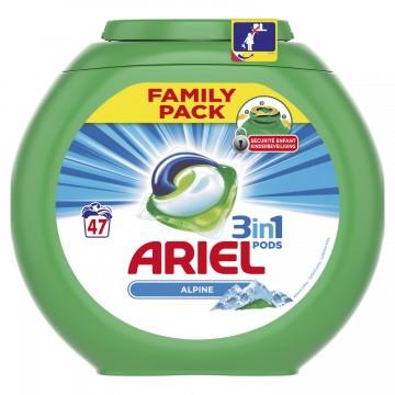 Universalios kapsulės Ariel...