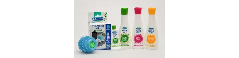 Aukščiausios kokybės skalbimo priemones pagamintas Europoje.